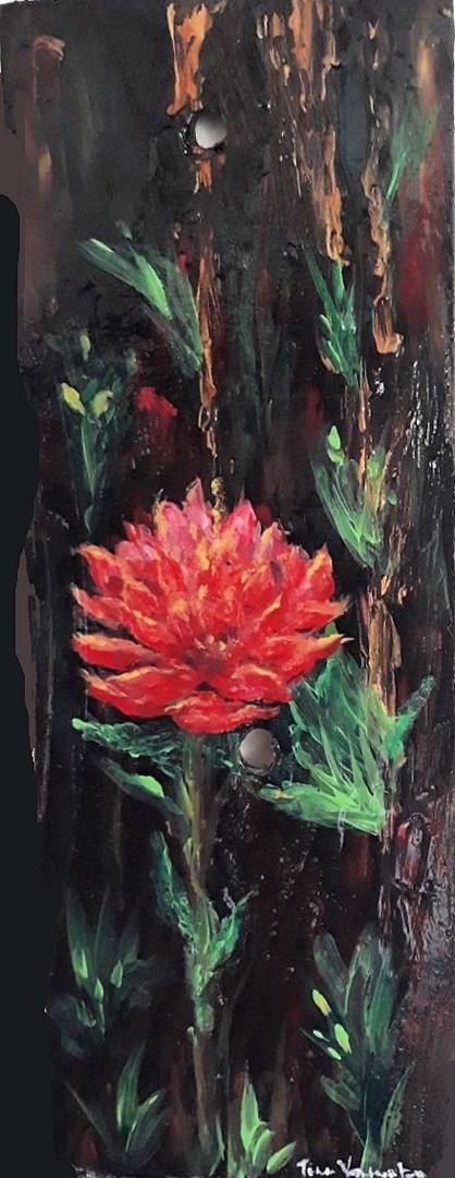 Tina Verpoorten - Fleur