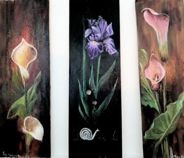 Trypique fleurs