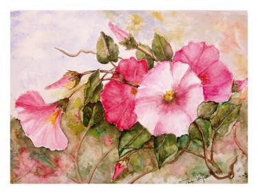Clématites roses